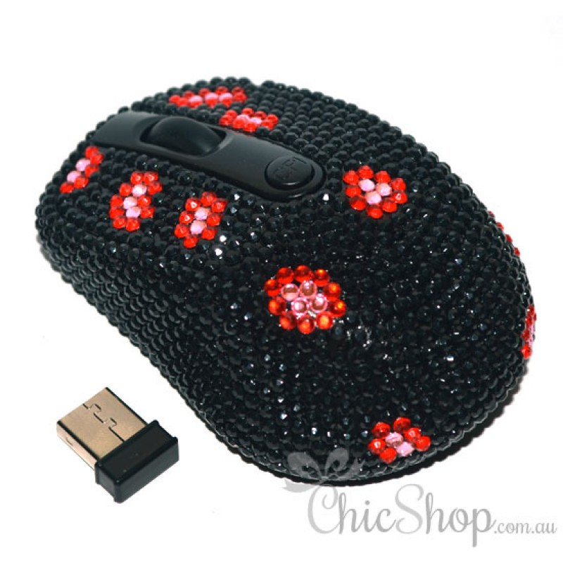 Cute wireless computer mouse