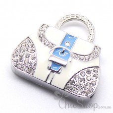 Handbag-Shaped Jewelry Designer USB Flash Drive 16GB