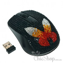Butterfly Wireless Computer Mouse