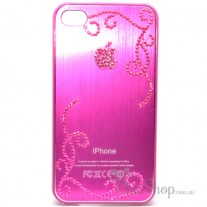 iPhone 4/4s Pink Cover / Case
