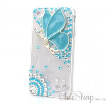 iPhone 4/4s Blue Fairy Cover / Case