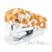 Pretty Bling Mini Stapler