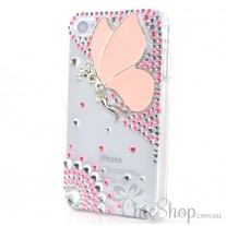 iPhone 4/4s Pink Fairy Cover / Case