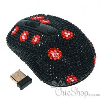 Designer Wireless Computer Mouse