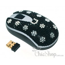 Wireless Bling Cute Computer Mouse