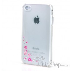 iPhone 4/4s Simply Pink Cover / Case