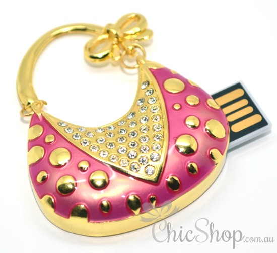 Handbag Shaped USB Flash Drive 2